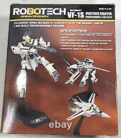 1/100 Robotech VF-1 Set New Very Rare Lot Of 4