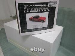 1/18 Ferrari Vignale Inter Coupe 1953 Red Black Tan Matrix Very RARE NEW & MINT