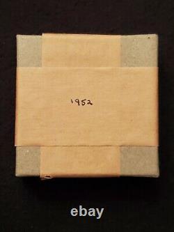 1952 US Mint Set Proof Box Set UNOPENED Very Rare Sealed Original