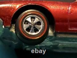 1969 Very Rare HOT WHEELS REDLINE olds Red Nm/MINT GEM High Grade