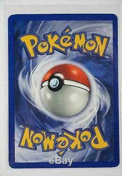 1995 Mewtwo Original Holo Foil Pokemon Card 10/102 Very Rare, Mint Condition