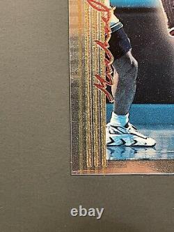1996-97 BOWMANS BEST BEST CUTS MICHAEL JORDAN DIE CUT Very NiceMintRare