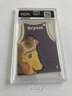 1996 Kobe Bryant Ultra Fresh Faces RC PSA 9 MINT Rookie LOW POP VERY RARE