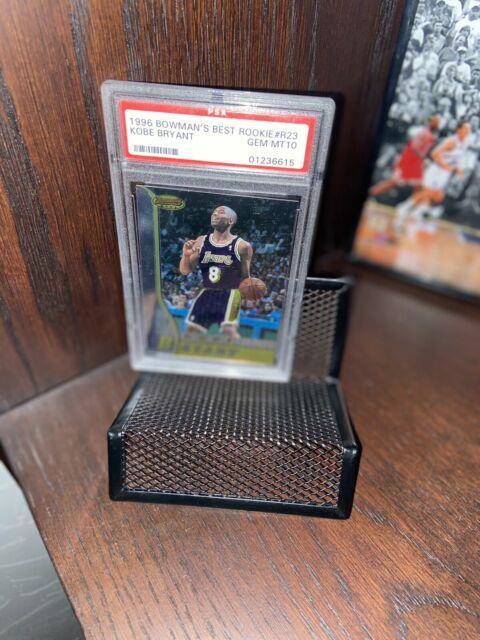 1996 Kobe Bryant Rookie Psa 10 Gem Mint. No Reserve Very Rare #remember Kobe