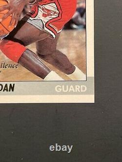 1997-98 FLEER DECADE OF EXCELLENCE MICHAEL JORDAN Very NiceMintRare