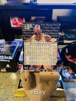 1997-98 Flair Showcase Kobe Bryant Row 1! Very Rare Mint! Condition 2nd Year