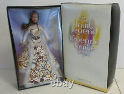 2005 Very Rare Inuit Legend Barbie Doll Gold Label NRFB Gem Mint Unused