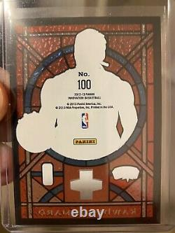 2012-13 innovation stained glass kawhi leonard rookie Card #100 VERY RARE