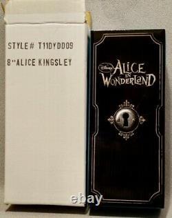 8 ALICE in WONDERLAND KINGLSEY TONNER DISNEY 8 Doll MINT & VERY RARE