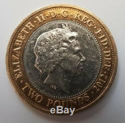 ABOLITION OF SLAVERY 1807 £2 Pound Coin VERY RARE MINT ERROR