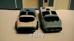 Afx/aurora Pair #9 Firebird Slot Cars One Is A Very Rare'bird! Fresh Lot