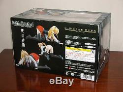 BIBLE BLACK VERY RARE PINK VARIANT CASTOFF Kaori Saeki Figure MINT