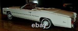 BOS-Models 118 1976 Cadillac Eldorado Bicentennial Convertible VERY RARE MINT