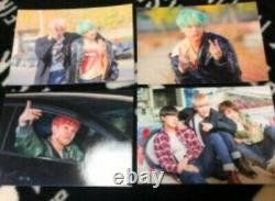 BTS OFFICIAL PHOTOCARD Butterfly Dream EXHIBITION LIMITED VERY RARE LOT 4 SET