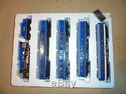 BachmannOO-very rare 481 Royal Scot Passenger Set-46100- mint/boxd-c1980