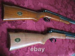 Benjamin 3100 / 3120 Repeater Pump Pellet Rifle Set VERY RARE/HTF NOS/ Mint Cond