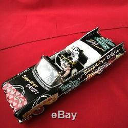 Betty Boop Cadillac 1959 Shop Till You Drop Danbury Mint 124 Die-Cast Very Rare