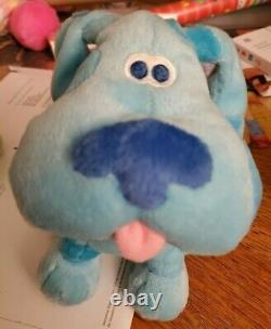 Blue's Clues Plush Lot VERY RARE Viacom 2003
