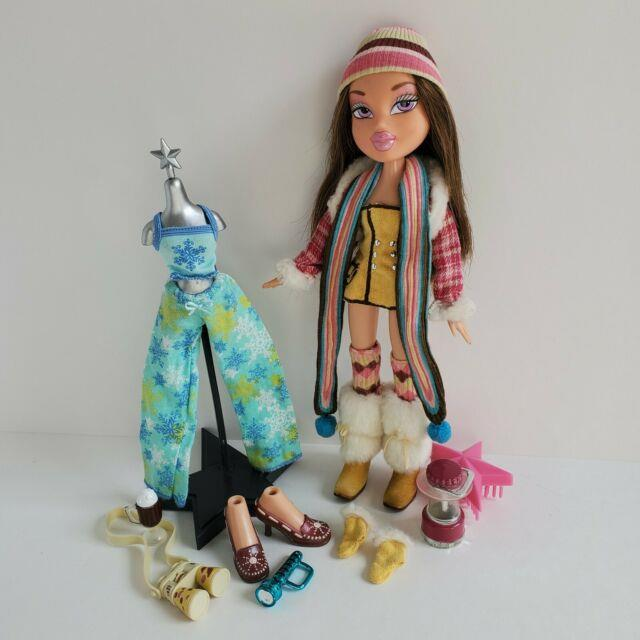 Bratz Campfire Dana Doll Mga 2 Outfits Shoes Accessories Please Read Camp Fire