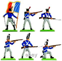 Britains Deetail # 7950 48 French Napoleonic Infantry Mint Boxed VERY RARE