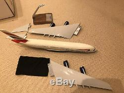 British Airways BA Pacmin A380 1100 Model MINT CONDITION (VERY RARE)