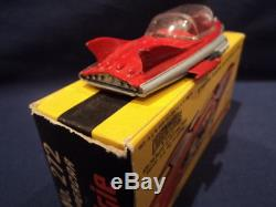 Budgie Very Rare 1960's Mike Mercury Supercar No 272 N/MINT Superb