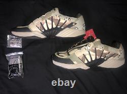 Chad Muska Circa CM802 Desert Storm Camo Size 11 Mint Vintage Very Rare