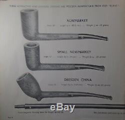 Charatan's Make Special Ruben Era 1956 58 Very Mint! Extremely Rare Pipe Pfeife