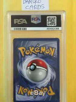 Charizard Holo Dutch 1st Base Psa 9 Mint Very Strong 9 Extremely Rare Wotc