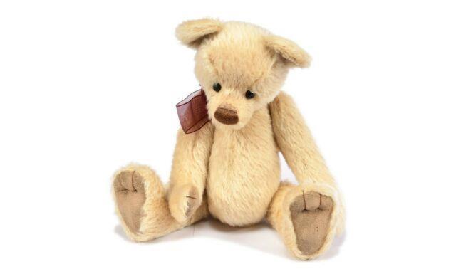 Charlie Bears Archibald Mohair Very Rare Ltd Edition 8/50 Mint