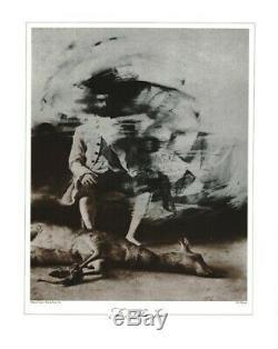 Conor Harrington The Killer Inside 2012 VERY RARE. P/PI Original Print MINT