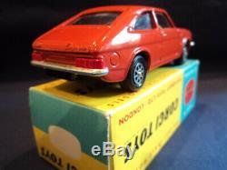 Corgi Toys 1960's Very Rare Morris Marina 1.8 Coupe No 306 N/MINT Ex Shop Stock