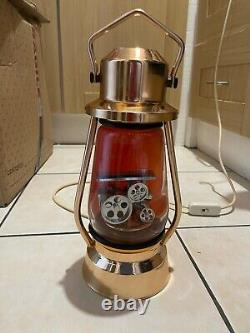 Crestworth / Mathmos Traction Lamp Very Rare Mint Condition Fully Working