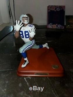 Dallas Cowboys Danbury mint Michael Irvin sculpture very rare best price on ebay