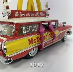 Danbury Mint 1/24 Scale 1958 EDSEL Station Wagon McDonalds Version VERY RARE