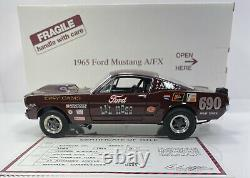 Danbury Mint 1/24 Scale 1965 FORD MUSTANG A/FX VERY RARE