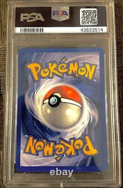 Dark Charizard Holo Psa 10 Gem Mint #4 Pop 134 In A Psa 10, Very Rare Card