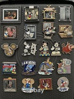 Disney Pin Lot. WDI, DSSF, LE, Very Old And Rare Pins