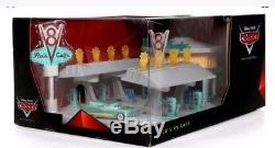 Disney Pixar Cars Precision Series FLOS V8 CAFE Brand New Mint In Box VERY RARE