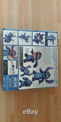 Disney Stitch Revoltech Figure Lilo and Stitch Mint Very Rare Disney Collectable