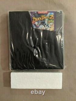 Disney's DuckTales 2 (NES, 1993) 100% COMPLETE IN BOX VERY MINT RARE