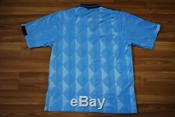 England 3rd Third Shirt 1987-1990 Umbro Size 42 Great Condition Very Rare Mint