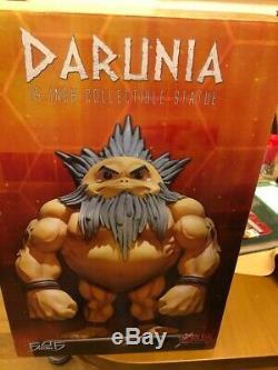 First 4 Figures F4F Legend of Zelda Darunia statue Mint in box, very rare