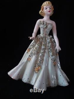 Florence Ceramics figurine Judy VERY RARE- in MINT condition