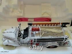Franklin Mint 132 1938 Ford Fire Engine New & Very Rare White Version