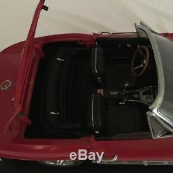 Franklin Mint Connoisseur's Series 1967 Corvette L88 1/12 VERY RARE-PLEASE READ