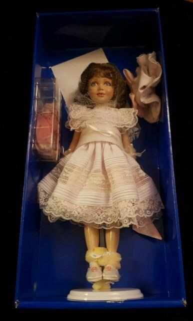 Franklin Mint Princess Anastasia Doll New In Box- House Of Faberge! Very Rare