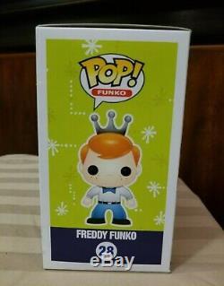 Freddy Funko Boba Fett 2014 SDCC LE 1/196 Very Rare Star Wars Funko Pop MINT