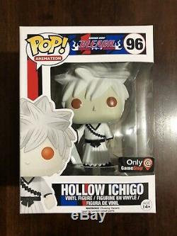 Funko Pop! Shonen Jump Bleach Hollow Ichigo Anime #96 Grail Very Rare Mint