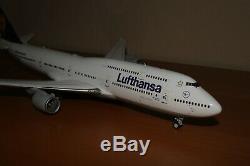 Gemini Jets Lufthansa 747-8i 1200 Mint, Very Rare